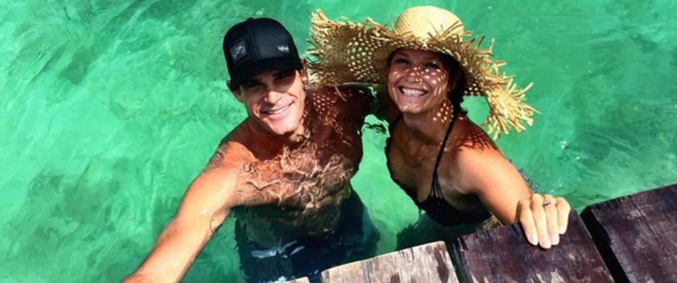Lund Svindals eks forlovet med surfer