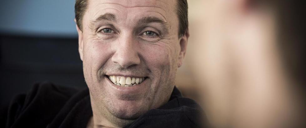 Tom Nordlie gj�r comeback som trener