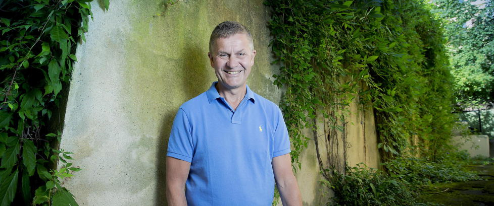 Erik Solheim gj�r seg klar for dr�mmejobb som FNs klimasjef