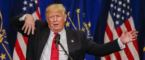 Cruz trekker seg etter knusende nederlag mot Trump i Indiana