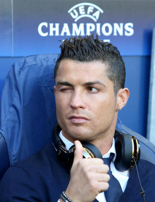 Spiller ned Ronaldos rolle i Real Madrid: - De er mer enn han