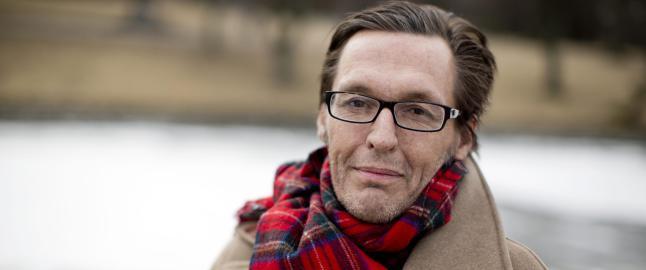 Olle Ljungstr�m (54) er d�d