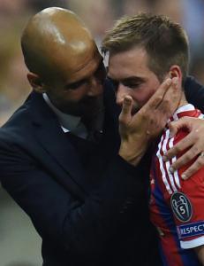 Lahm er frustrert over at Bayern ikke ga Pep en bedre avskjed