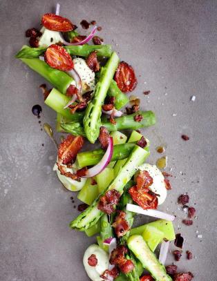 Slik f�r du det beste resultatet med asparges