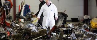 Politiet avh�rer Gullfaks B-arbeidere som fl�y ulykkeshelikopteret f�r det styrtet