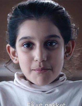 Flyktningbarna leser fra kommentarfelt: - F� ut pakket