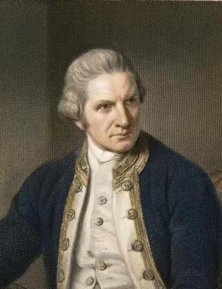 Hevder � ha funnet skipet til oppdageren James Cook