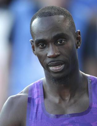 Ndure satser p� 200 meter i Rio-OL