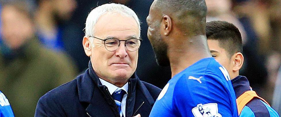 Mamma Ranieri: - Han er kongen av England