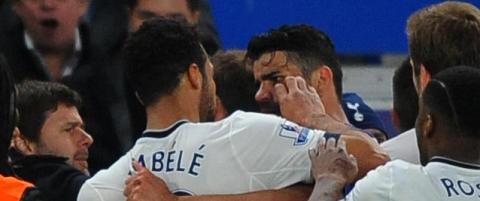 FA tiltaler Tottenham, Chelsea og Demb�l� etter br�ket i seriekampen