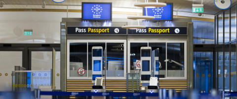 Frykter at 500 �dobbeltgjengere� med falsk ID kommer til Norge �rlig