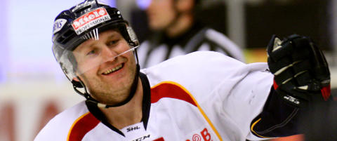 Patrick Thoresen k�ret til �rets mest verdifulle spiller i Sverige