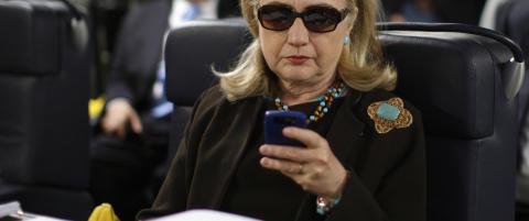 Hacker: - Lett å bryte seg inn på Clintons epostserver