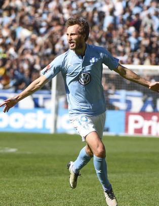 Wolff Eikrem sendte Malm� til 2-0-ledelse i cupfinalen. S� raknet det