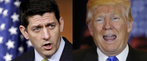 Kongressens mektigste republikaner: - Jeg kan ikke st�tte Trump