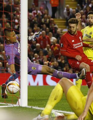 Lallana sendte Liverpool til finale med ryggen mot m�l etter herlig Firmino-spill