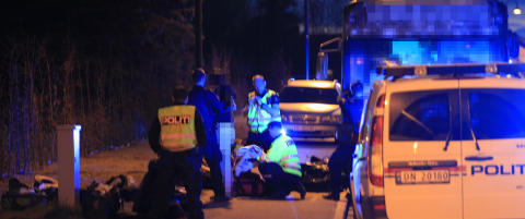 �tte personer p�grepet i planlagt narkoaksjon mot russebuss i Drammen