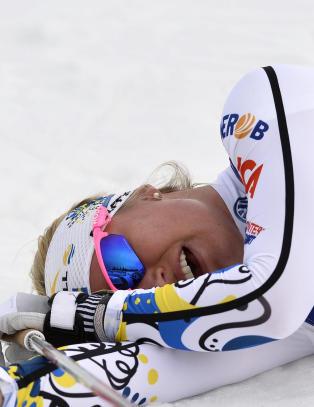 Svensk langrennsl�per vraket etter mystisk sykdom: - Det er litt tungt for egoet