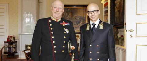 Putin kaller hjem Russlands ambassad�r fra Norge