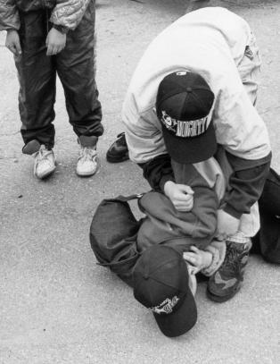 Skole med tiltak mot mobbing: Gir bot til foreldrene