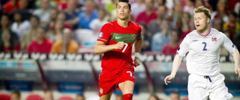 Norge snytt for Ronaldo-m�te: - M� ha fokus oss p� oss selv