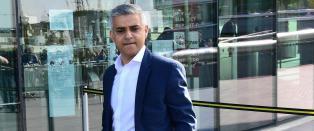 London f�r sin f�rste muslimske ordf�rer