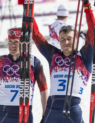 Sjokkp�stander: - Fire russiske gullvinnere var dopet i Sotsji-OL