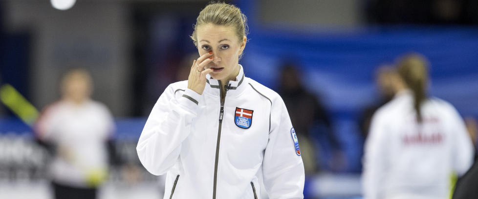 Dansk idrettsprofil pr�vde � bli gravid. Ble dopingtatt: - Sjokkert
