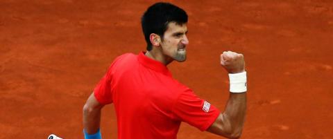 Djokovic satte Masters-rekord