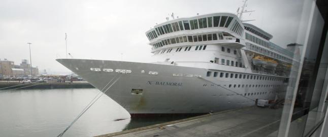 Flere hundre syke av magevirus p� Fred Olsen-cruise