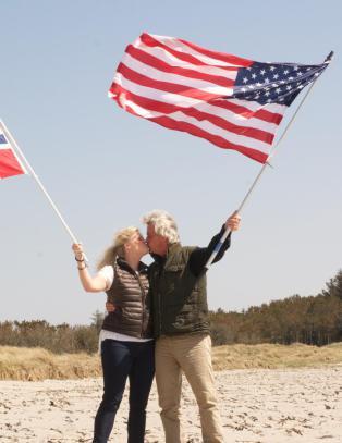 På dette tettstedet på Sørlandet ligger USAs «51. stat»