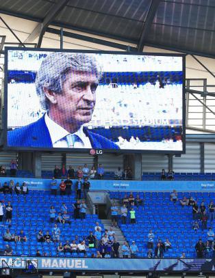 City-fansen t�mte stadion da Pellegrini sa farvel: - Trist