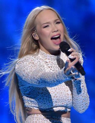 Slapp av, Norge! Agnete synger p� torsdag