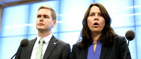 Sveriges visestatsminister g�r av