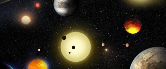 NASA med historisk kunngj�ring. Har funnet 1284 nye planeter