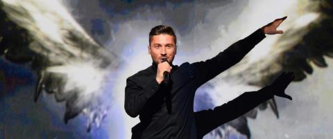 Disse g�r til Eurovision. Russland buet ut p� scenen