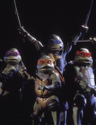 �Turtles�-skuespiller i film av a-Ha-regiss�r: �Ta av det j�vla hodet!�