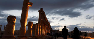 IS kuttet forsyningsrute til Palmyra