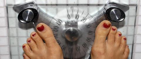 �Noen kilo ekstra� er ikke sunt likevel