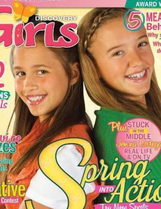 Ungdomsblad får refs - lagde bikinireportasje for 8-åringer