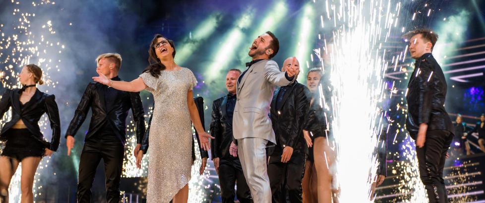 Endelig får du svaret: Slik stemmer Europa under Eurovision