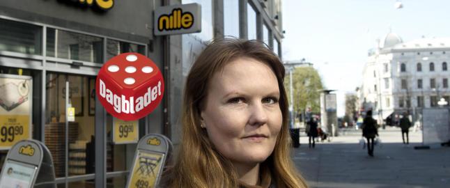 Anmeldelse: Historien om mersalgsdronningen i Nille-butikken er verdt � lese