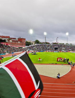 WADA vender tommelen ned for Kenya