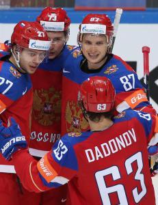Russland feide Danmark av isen p� hjemmebane