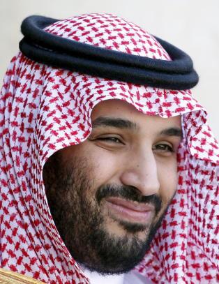 Kalles impulsiv, naiv og arrogant. P� et �r har prinsen snudd Saudi-Arabia p� hodet