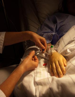 Hvorfor skal retten til en verdig d�d bare gjelde ALS-pasienter?