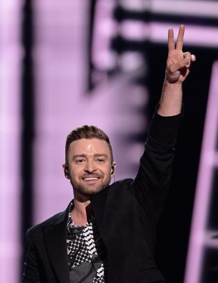 Blokkerte Timberlake fra amerikanske tv-skjermer
