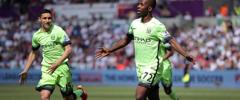 Manchester City sikret den viktige fjerdeplassen