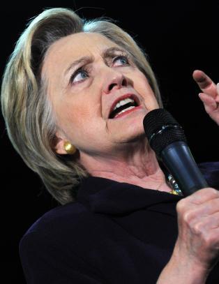 Dette er Clintons �usympatiske� svakheter som f�r demokratene til � skjelve i buksa