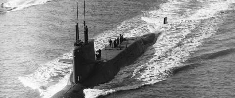 Sovjet var klare til � angripe amerikanske atomub�ter i norske fjorder